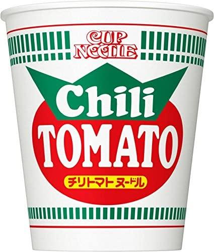 カップヌードルでいつの間にかチリトマト味が古参レギュラーぶってる事実