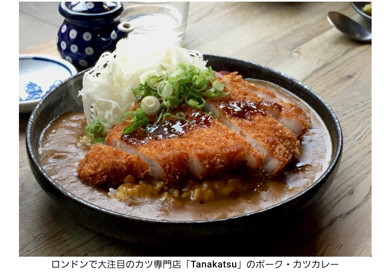 【画像有】イギリスの国民食「カツカレー」、日本を超えてしまう