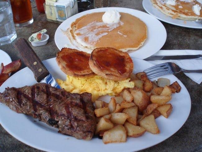 【画像】アメリカの一般的な朝食wxywxywxywxywxywxywxywxywxy