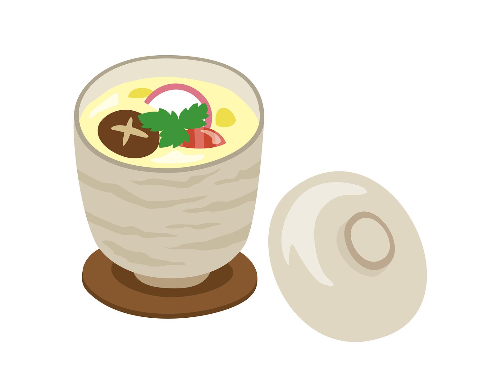 【悲報】「茶碗蒸し」食うタイミングがこの世に存在しない…