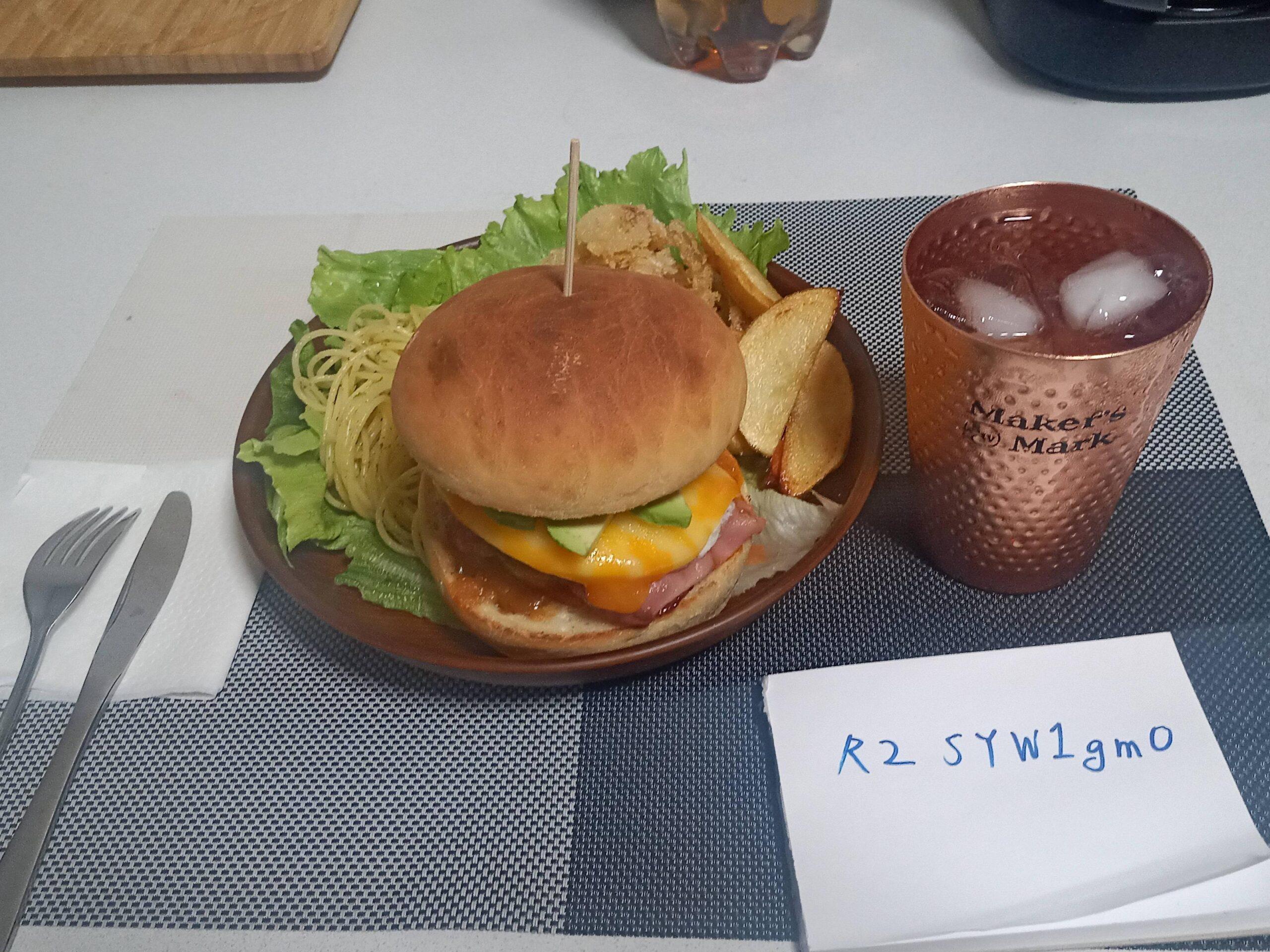 【画像】アボカドチーズバーガー作ったぞ