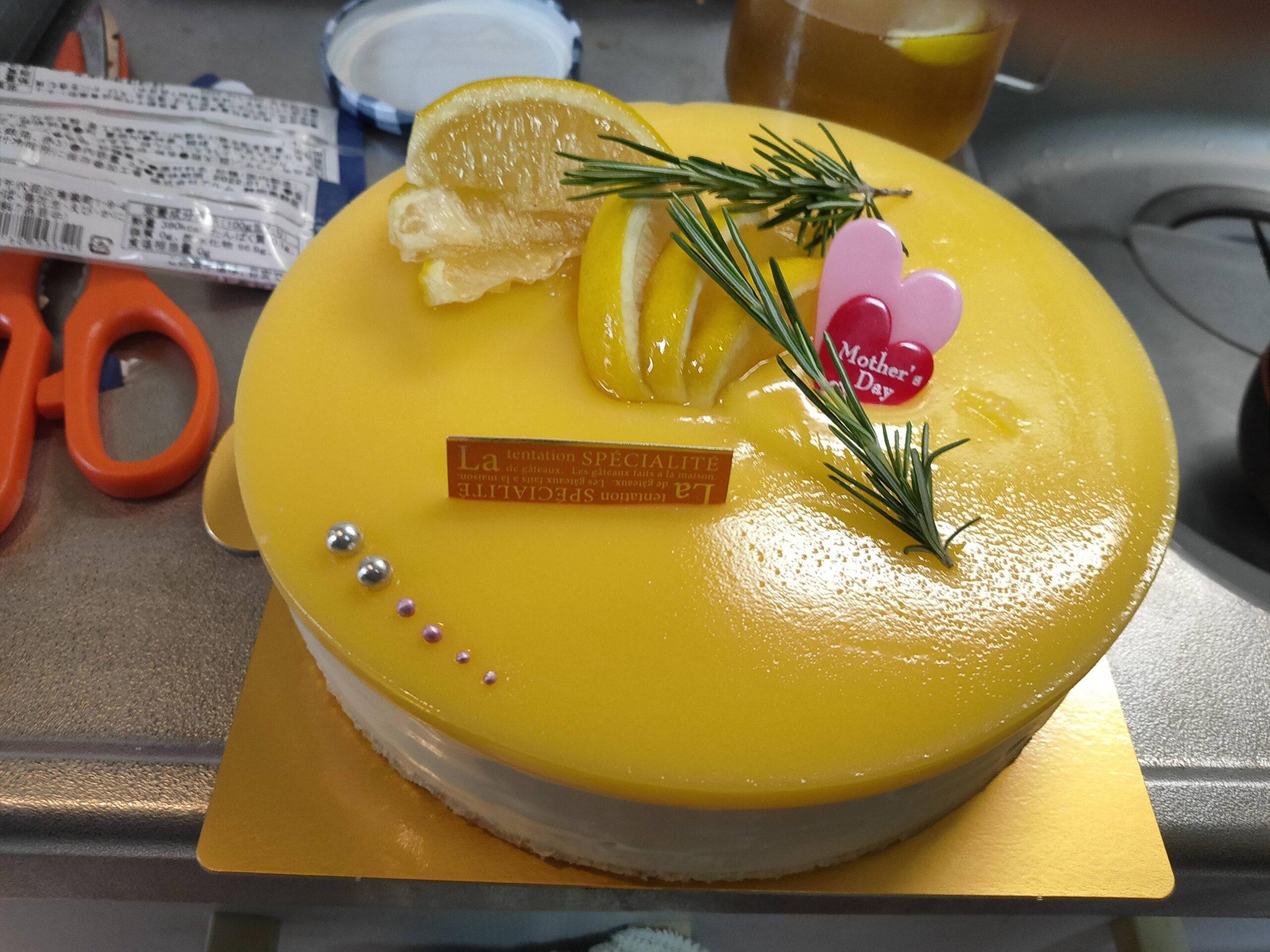 【画像】チーズケーキ作ったから評価してくれ!