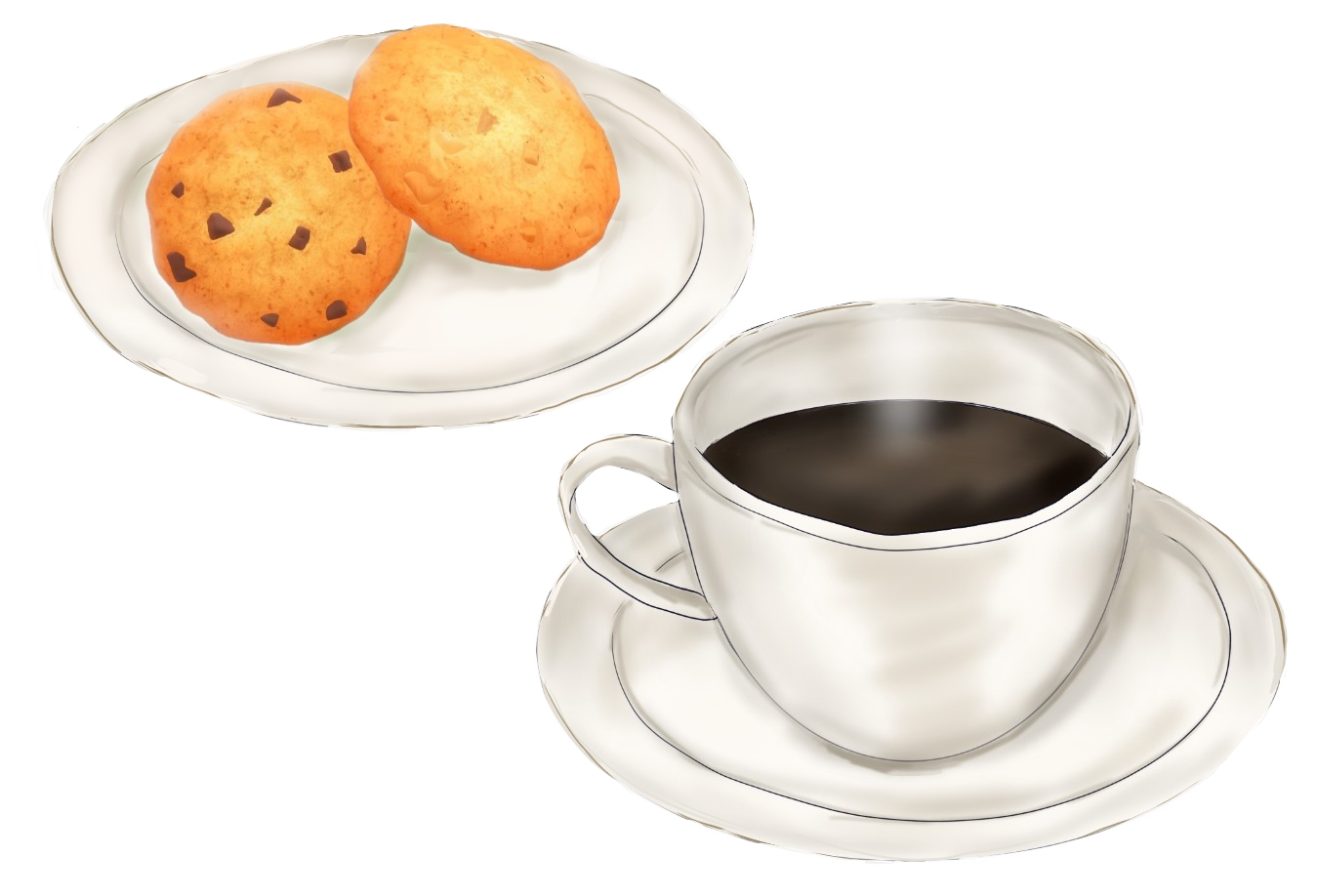コーヒーに合う食べ物wwwwwwwwwwwwwwwwwwwwwwwwwwww