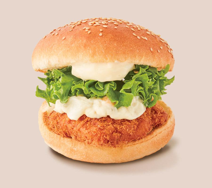 フィッシュバーガーが一番美味いハンバーガー屋って