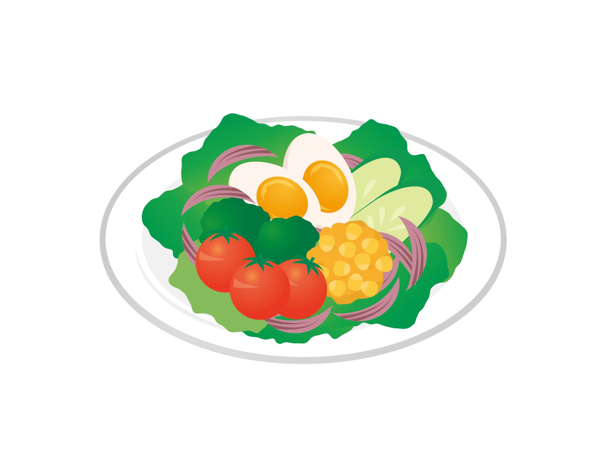 【画像】堀江貴文さん、山盛りのサラダを食べる