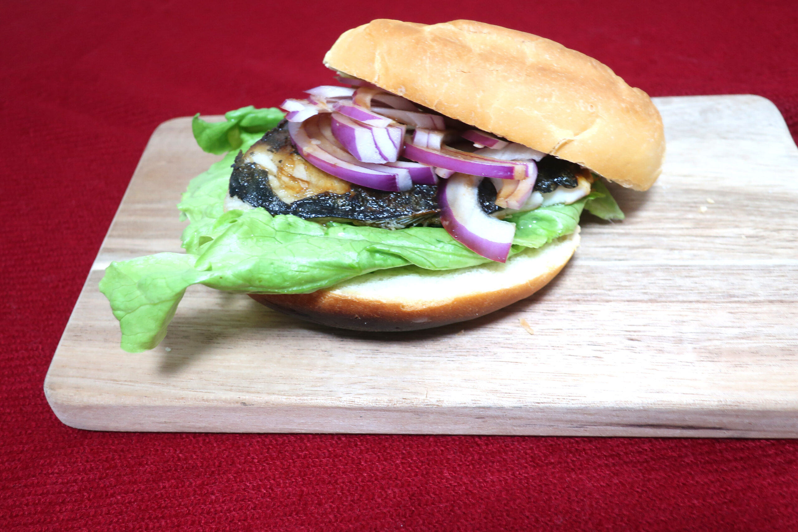 【衝撃】自作ハンバーガーの弱点wwywwywwywwywwu
