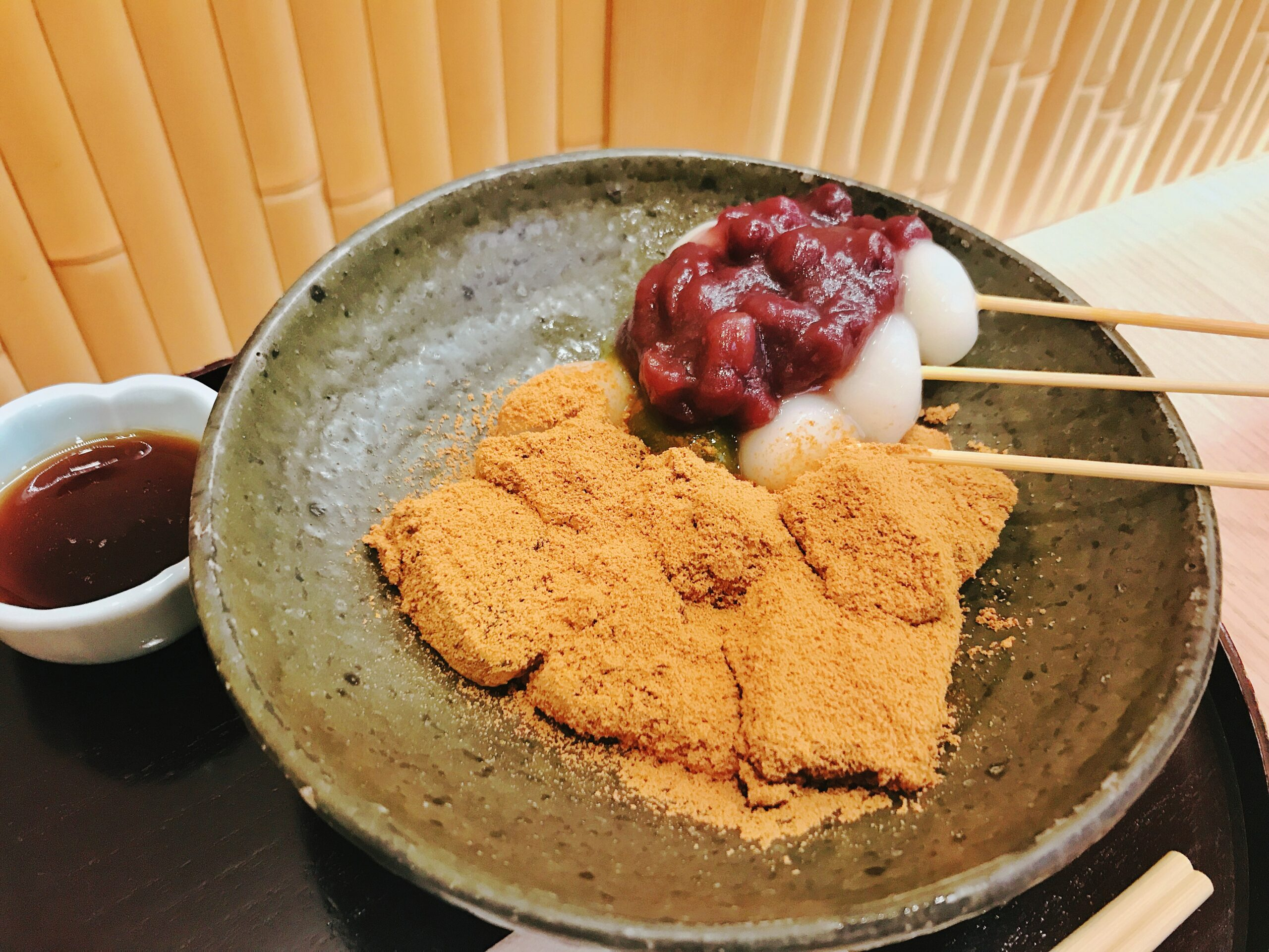 和菓子さん、日本人の体質に合っていることが一般人にバレ始める