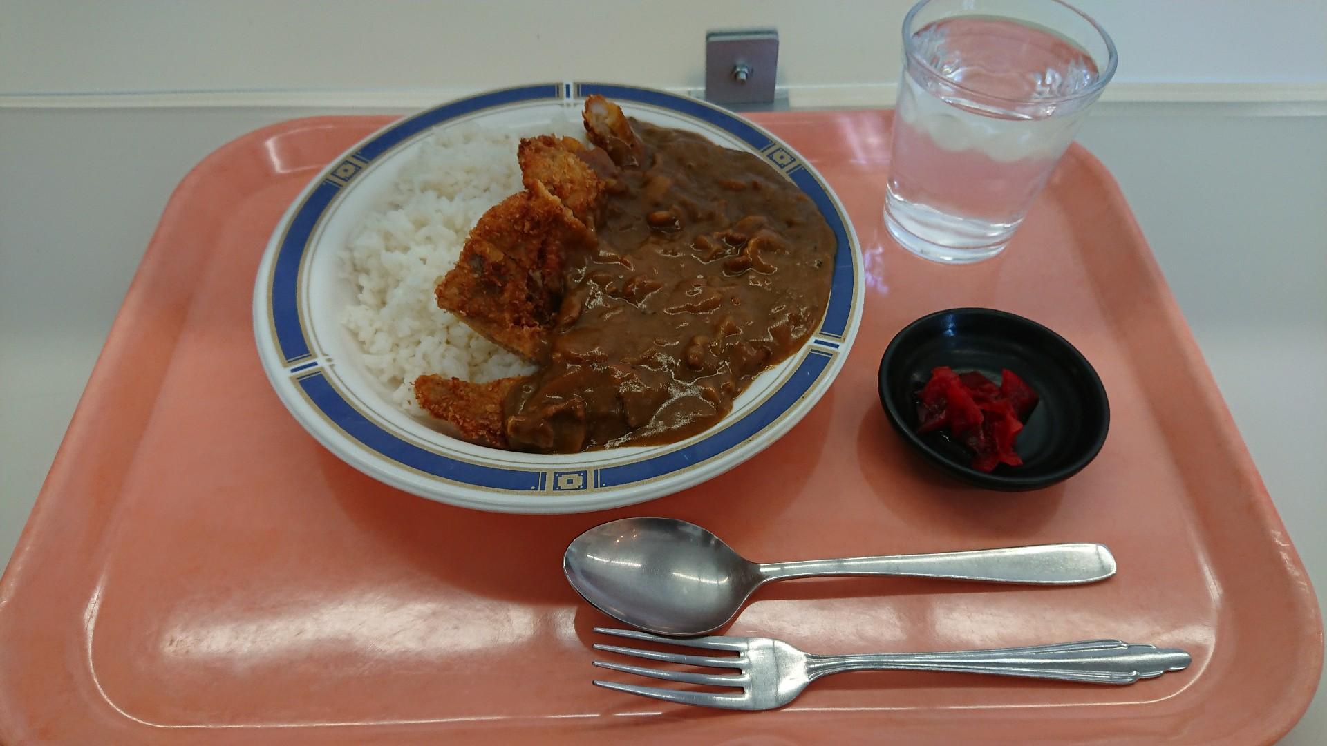【画像】学食のカレー食いに来たンゴwwww