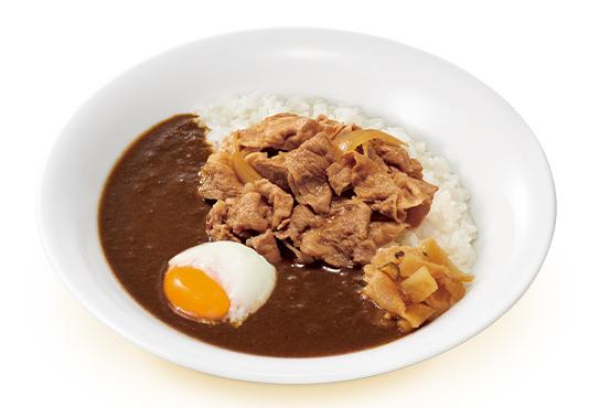 すき家さんの新メニュー「デラックスカレー(980円)」美味しそう?