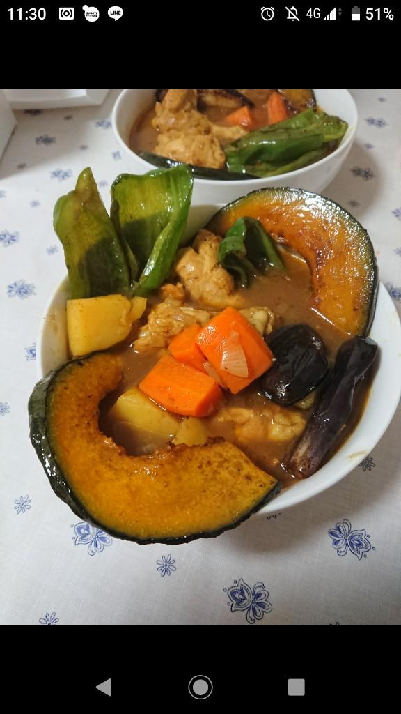 【悲報】ワイの作ったスープカレー、何かが違う