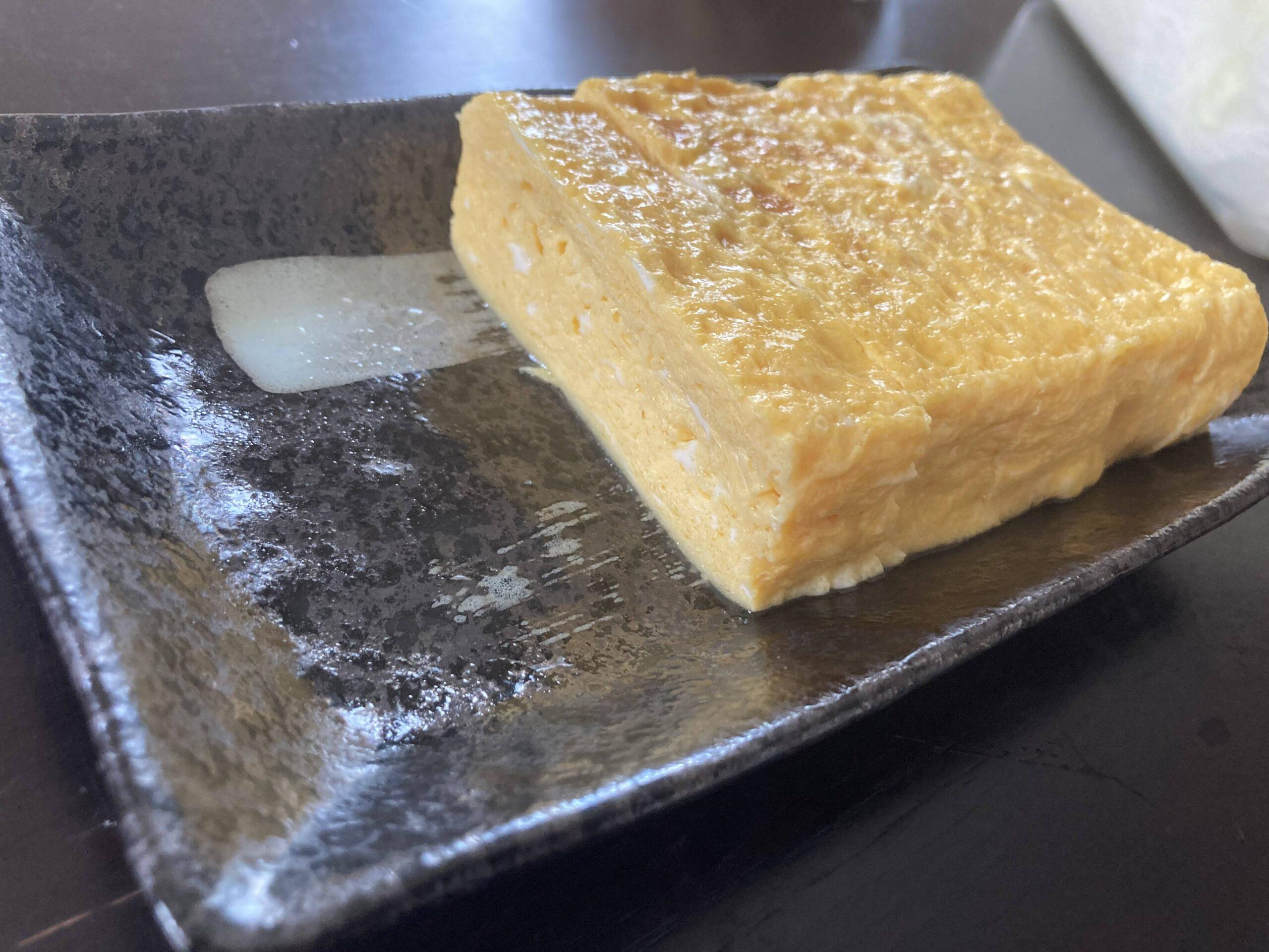 【朗報】ワイくん、卵焼き作るの超上手い