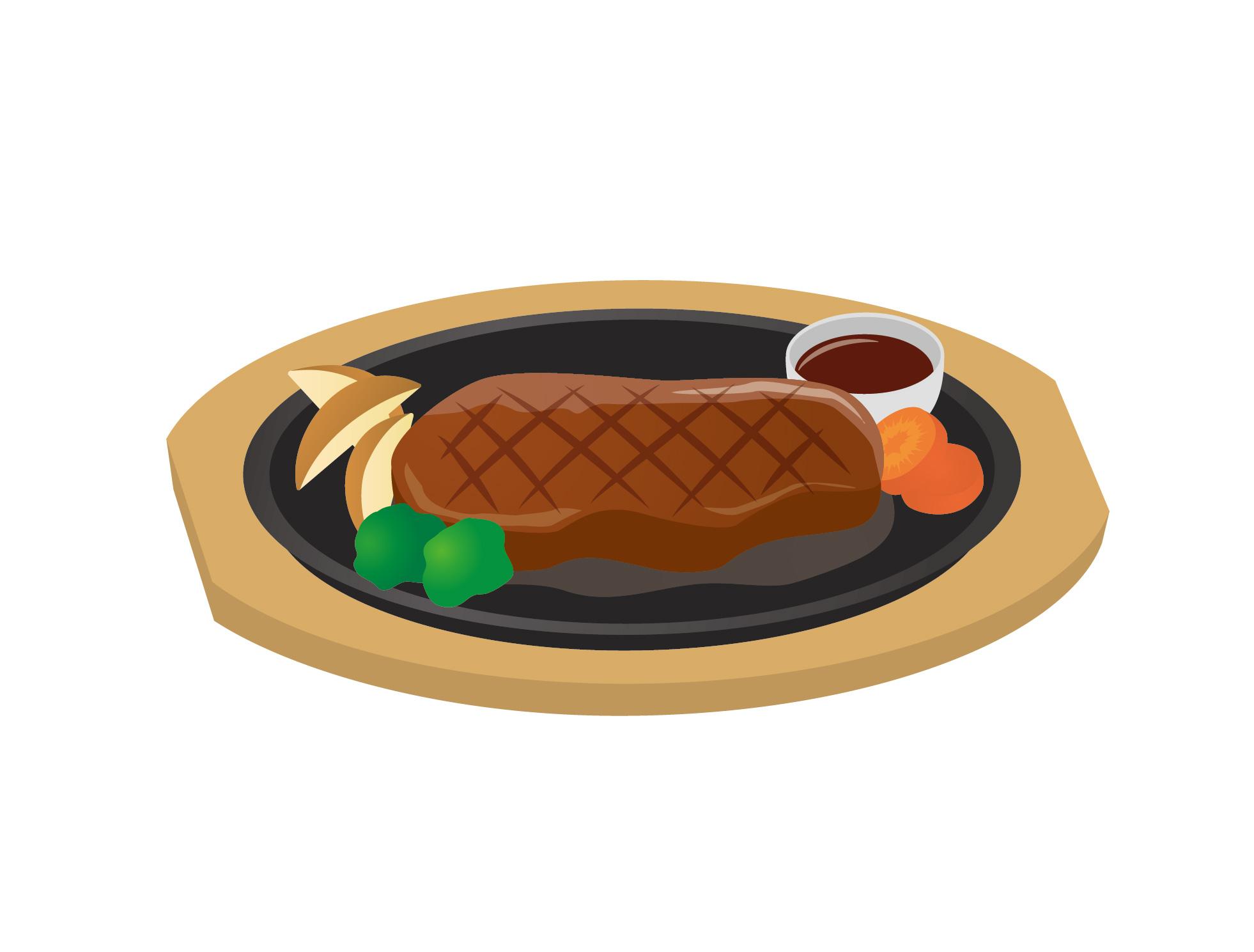 【朗報】ひろゆきが焼いたステーキ、うまそう