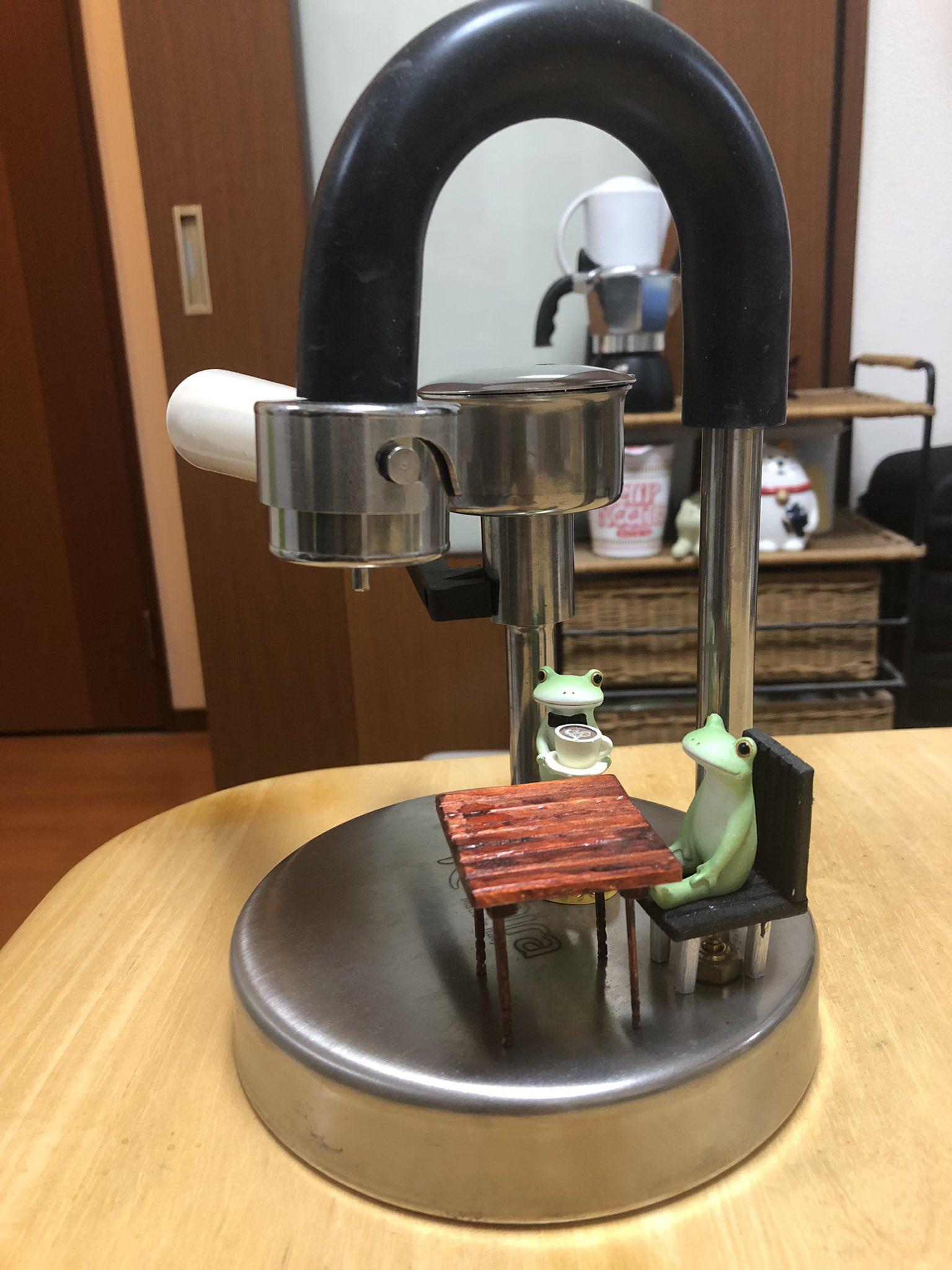 【画像】ガチニートだけど2万円のコーヒー抽出器具買ったら好きになってワロタwwww