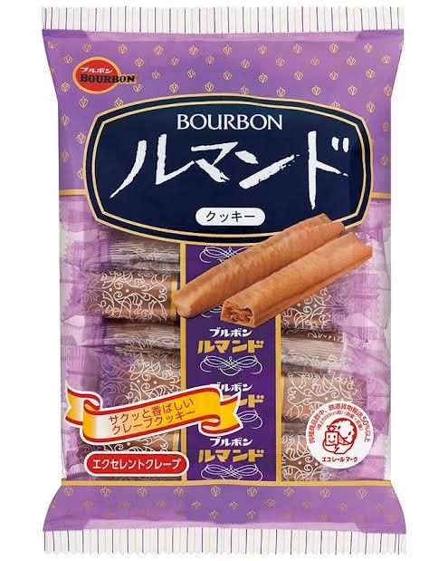 ブルボン ルマンドとかいう何本食べても飽きない伝説のクッキー