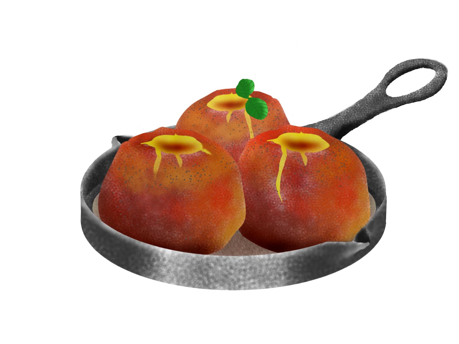 焼きリンゴって食べたことない
