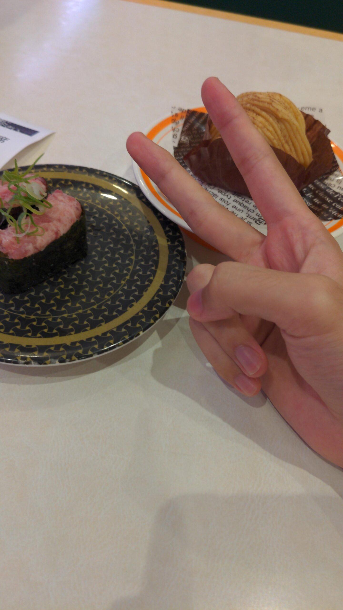 【画像有】はま寿司来たから安価で食べるンゴ