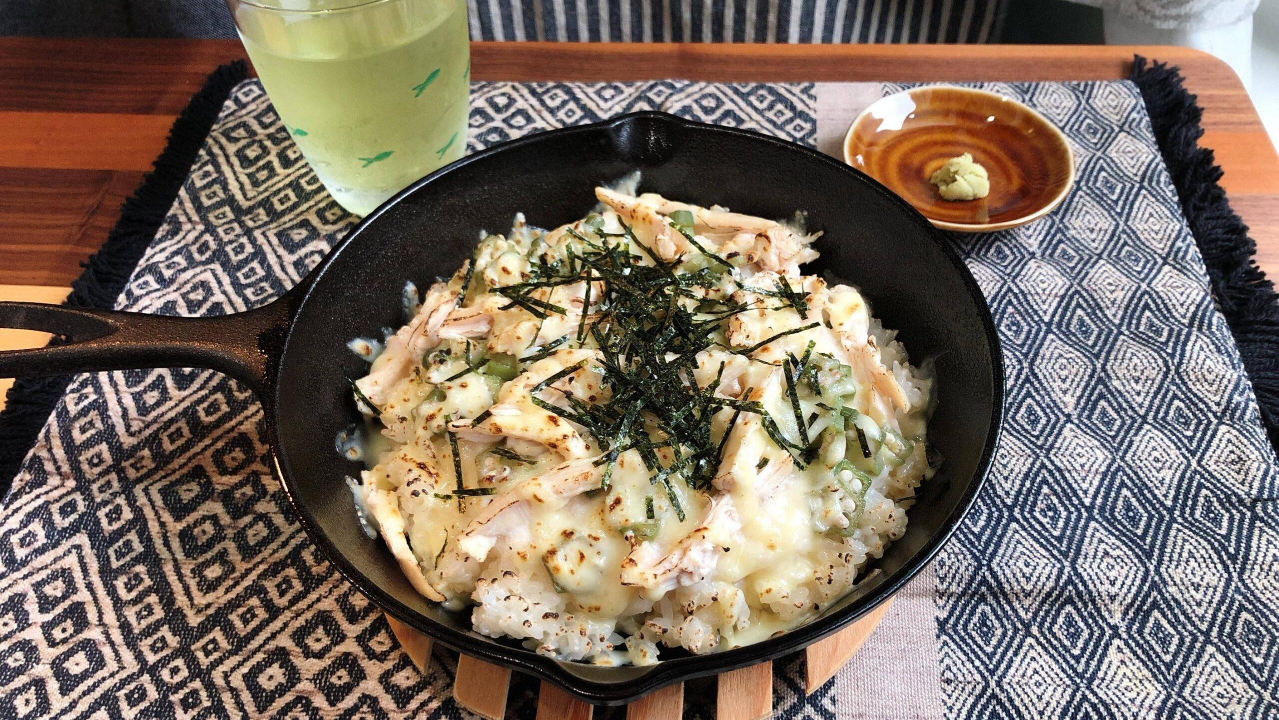 【画像】ワイの手作りお昼ご飯、激ウマ!!!!!!